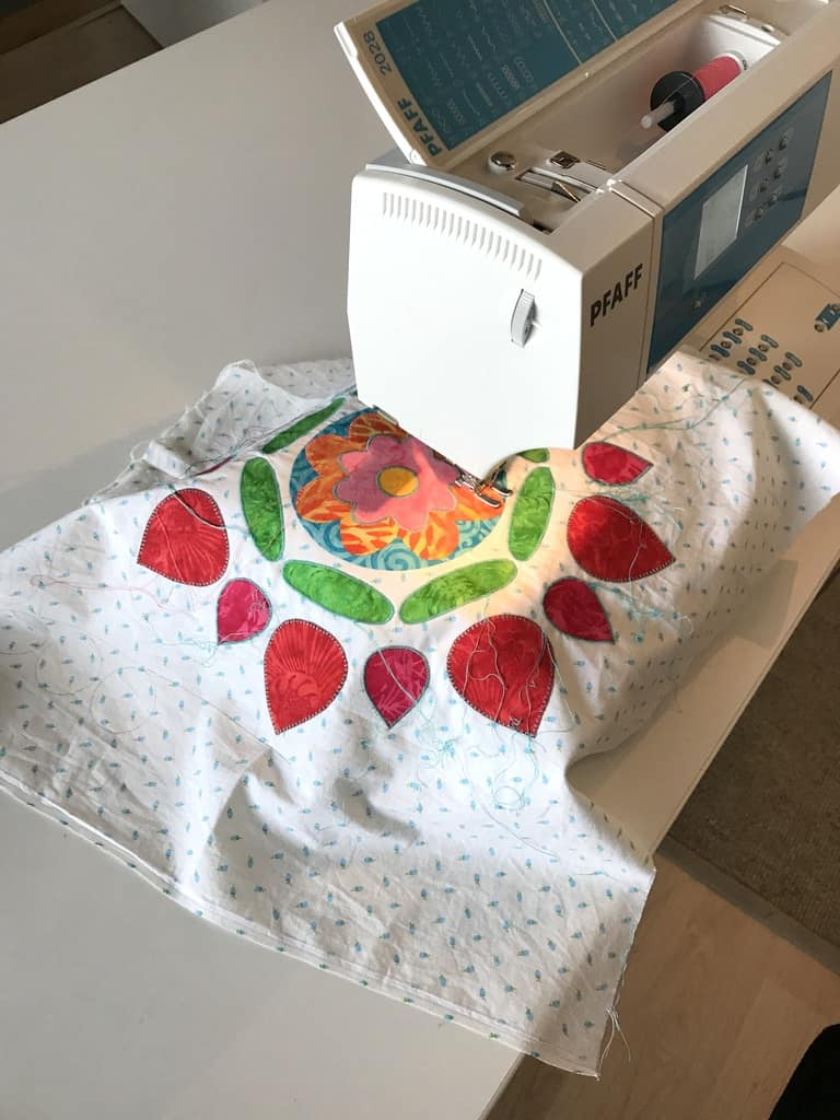 Applicatie Summerquilt