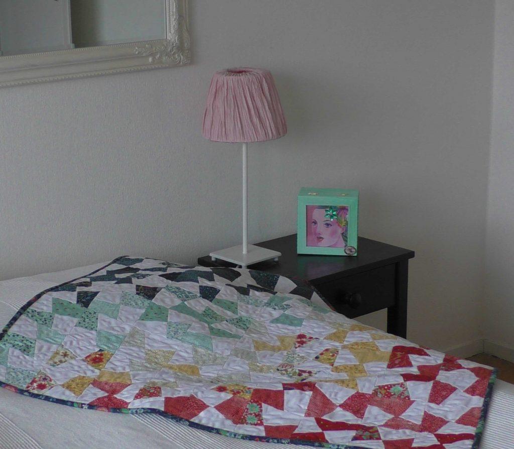 Confetti quilt
