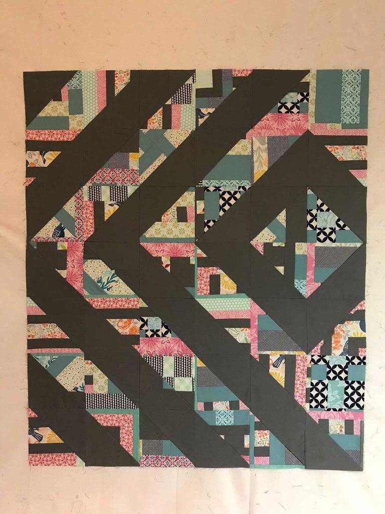 Improvisatie patchwork