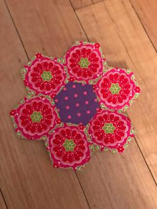 Hexagonnen rozet