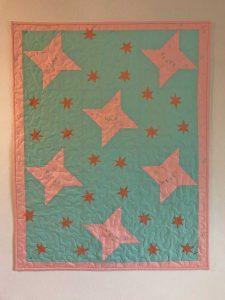 Stardust quilt