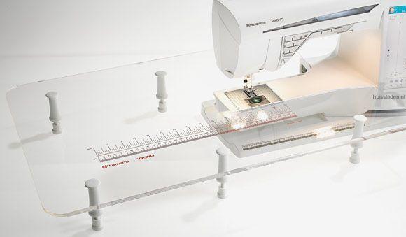 Wat heb je nodig om jouw quilt machinaal door te quilten?