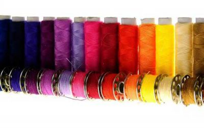 Welke kleur onderdraad gebruik je bij machinaal quilten?